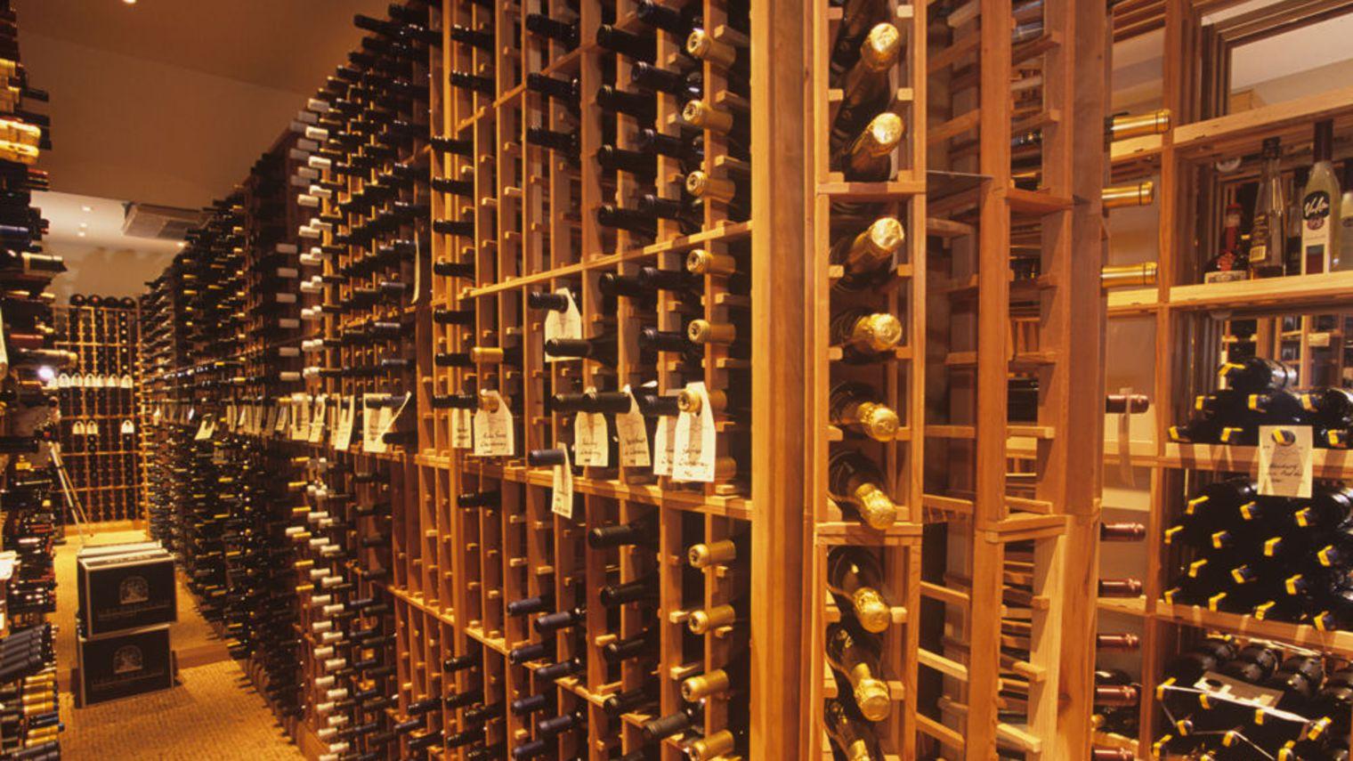Cave à vin : éviter l'humidité lors de son emplacement