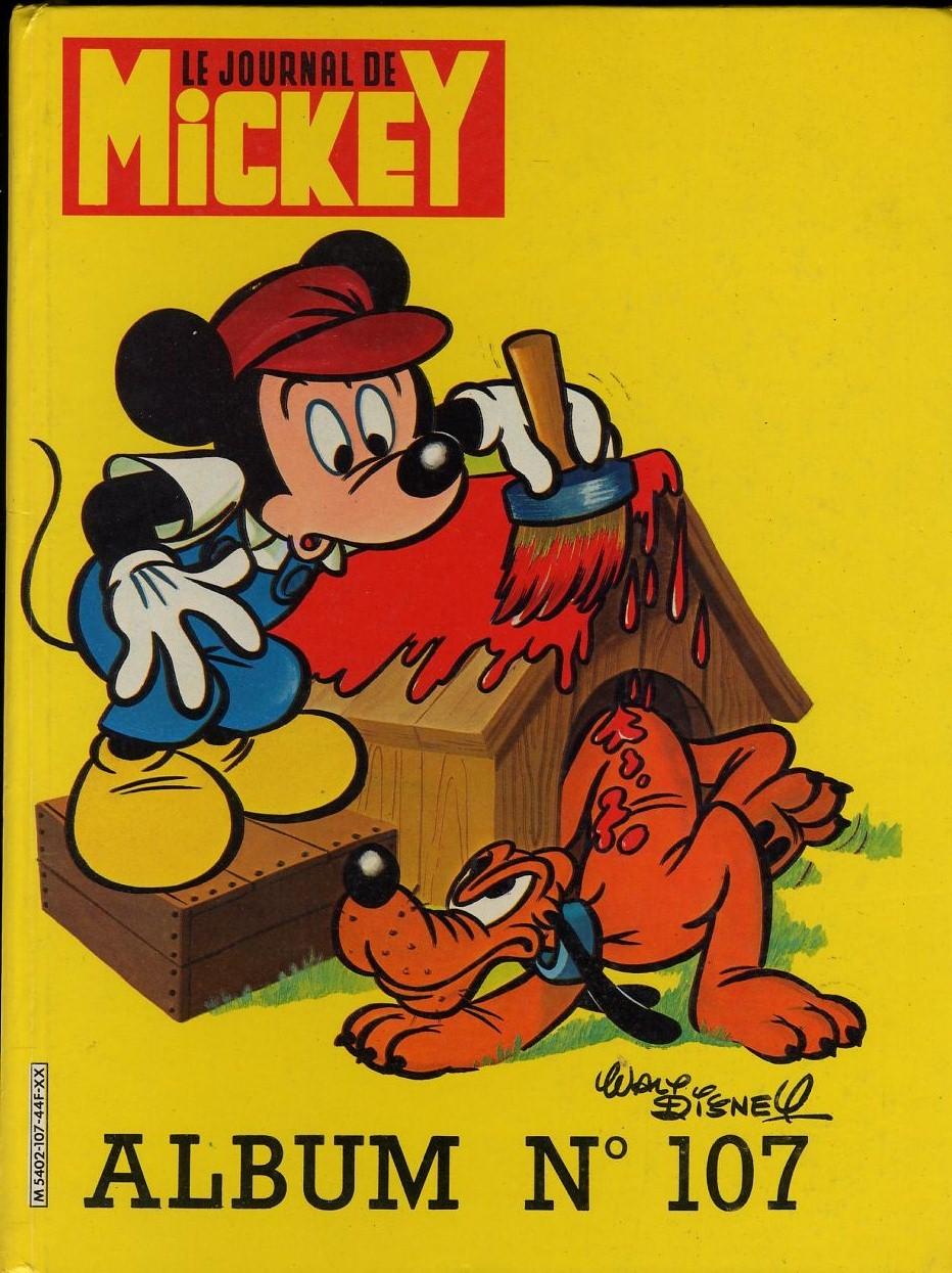 Journal de Mickey : j'ai abonné mes deux enfants