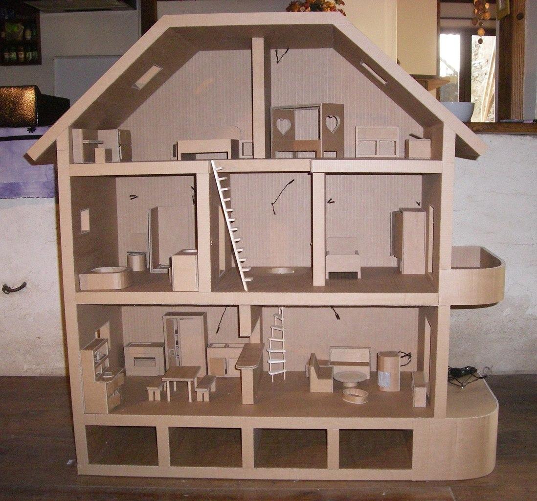 Comment fabriquer une maison avie home - Comment faire une maison ...